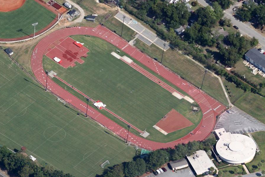 The USC Track